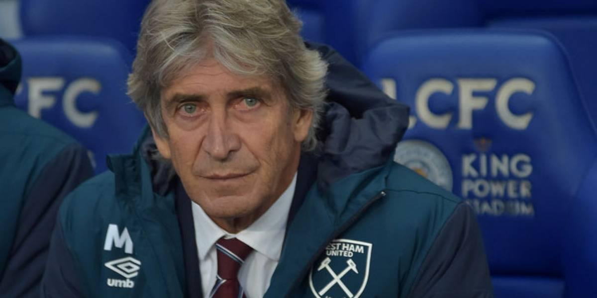 """Pellegrini se ilusiona con ganar su torneo """"regalón"""" en Inglaterra con el West Ham"""