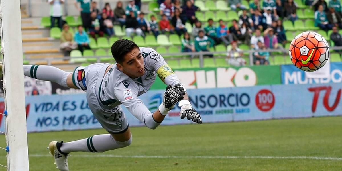 Gabriel Castellón asoma como alternativa en Colo Colo ante la inminente partida de Agustín Orión