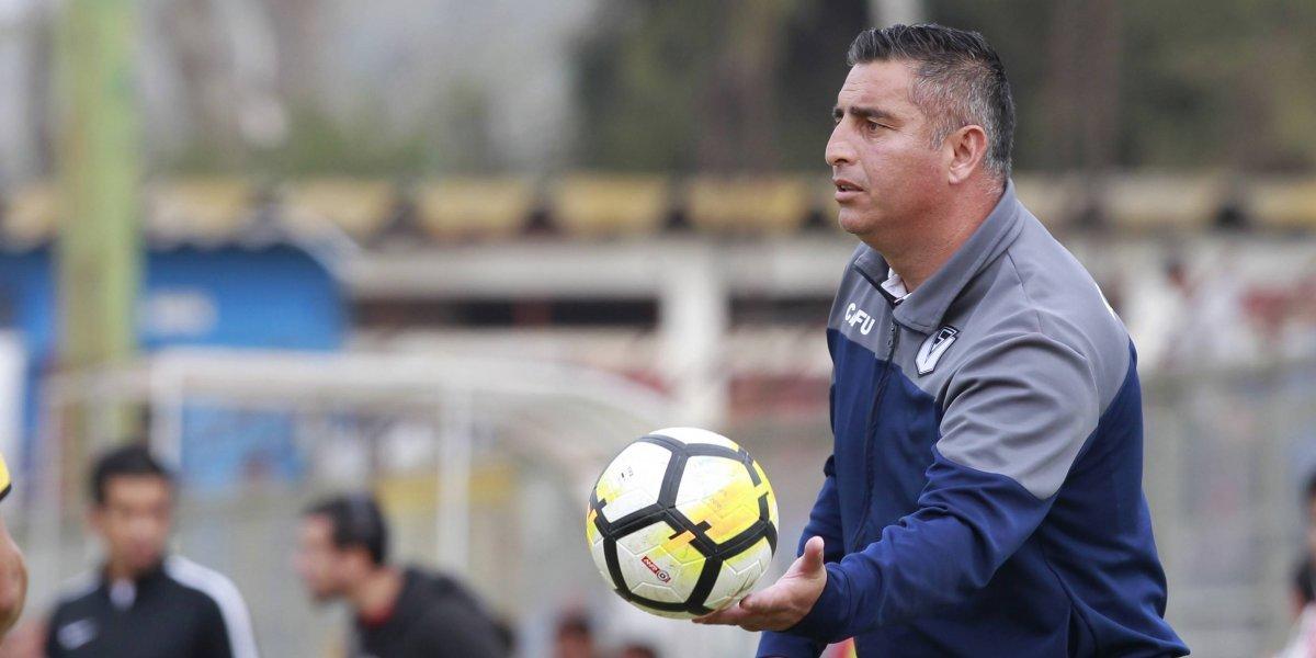 Jaime García fue despedido de Santiago Morning a pocos días de la última fecha de la Primera B