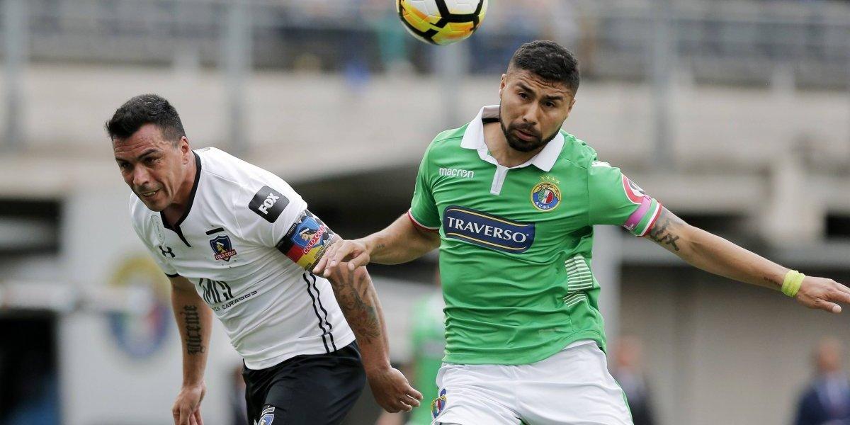ANFP no acogió reclamo de Colo Colo por supuesta mala inscripción de jugador de Audax