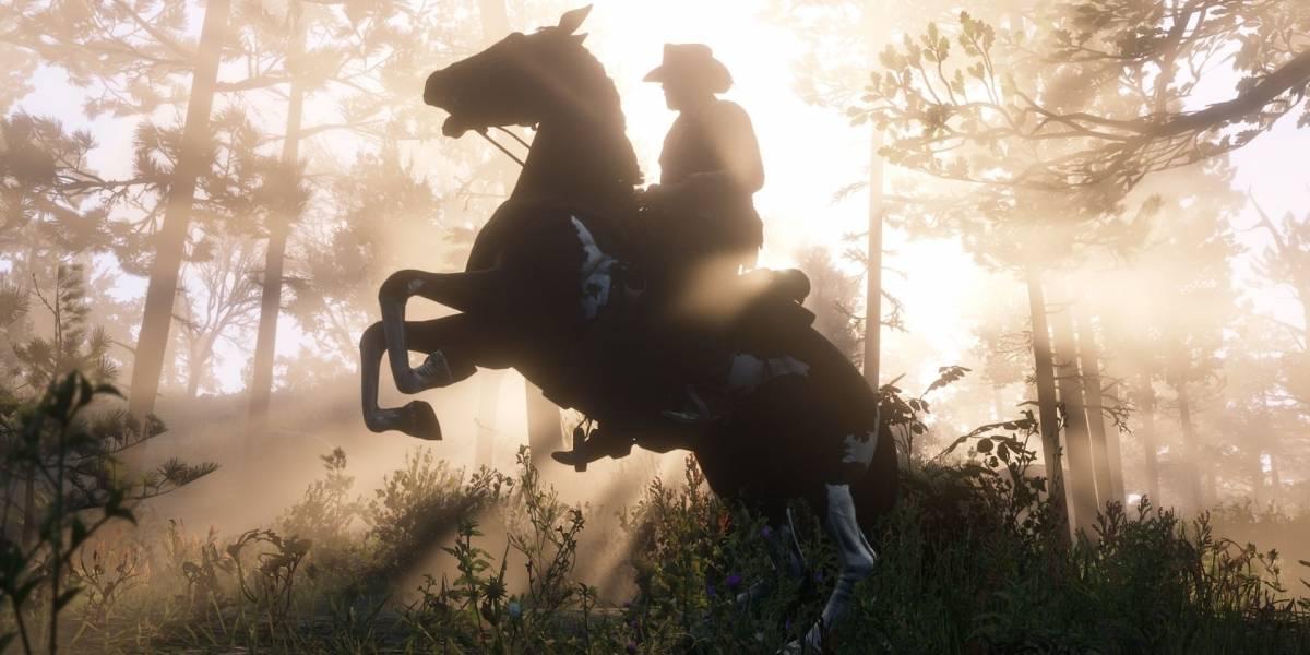 Red Dead Redemption 2 se convierte en el segundo lanzamiento más grande en la industria del entretenimiento
