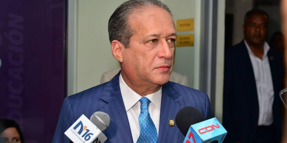 """Pared Pérez: """"No busquen donde no hay"""""""
