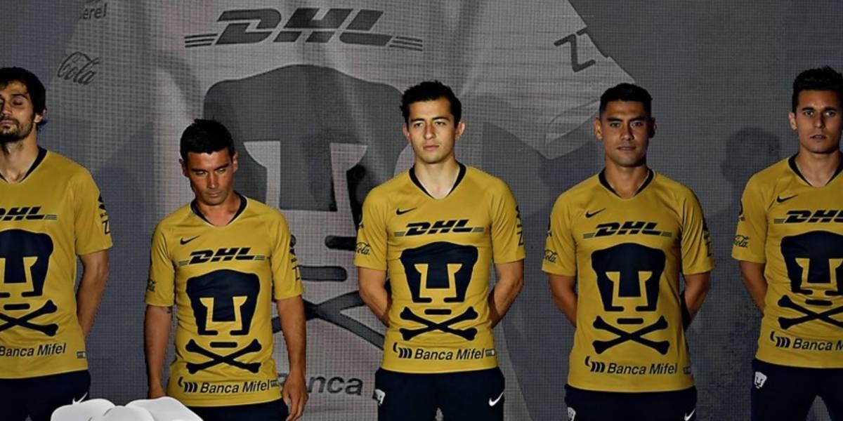 ¿Por qué Pumas no puede utilizar su nuevo jersey en la Liga MX?