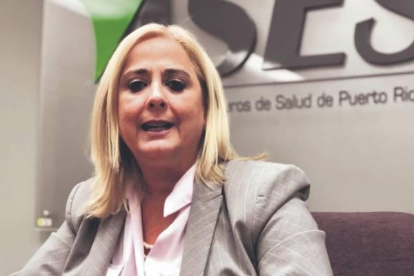 La directora ejecutiva de la Administración de Seguros de Salud (ASES), Ángela Ávila.