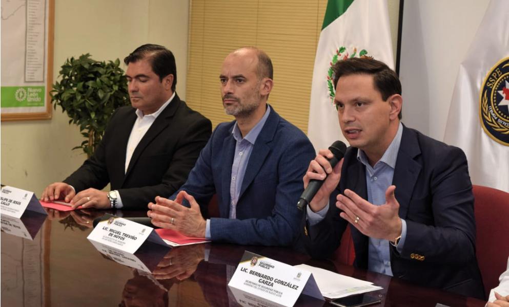 Fuerza Civil combatirá la inseguridad en San Pedro, municipio de Nuevo León