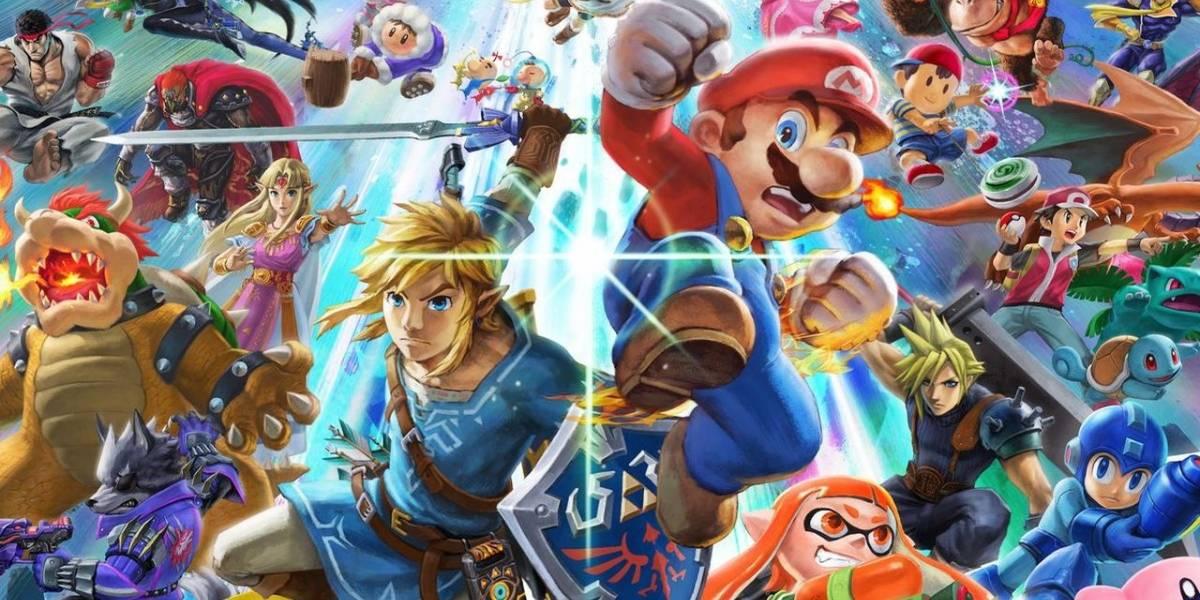 Pronto habrá un nuevo Nintendo Direct centrado en Super Smash Bros. Ultimate