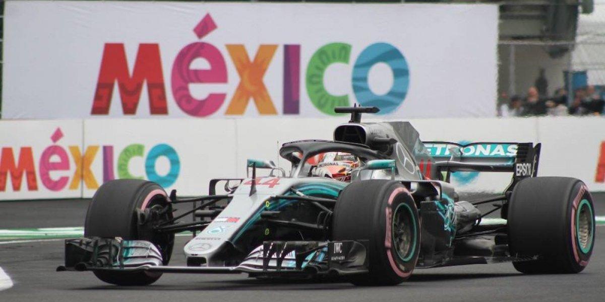 Claudia Sheinbaum analiza permanencia de la Fórmula 1 en México