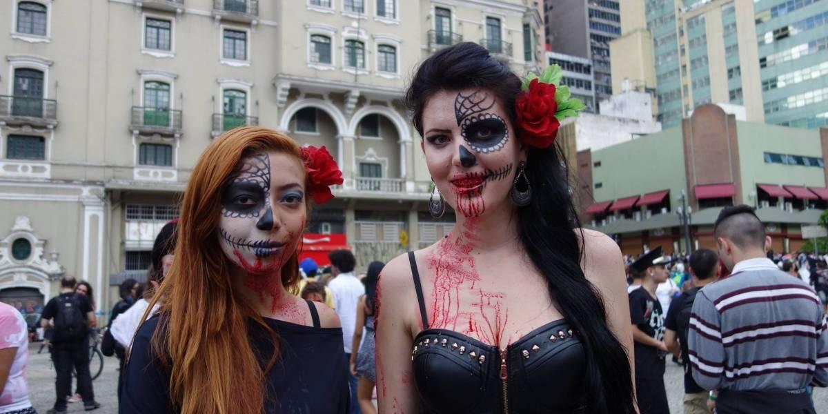 Feriado e fim de semana em SP: Zombie Walk, concertos gratuitos, festival de hip hop e mais