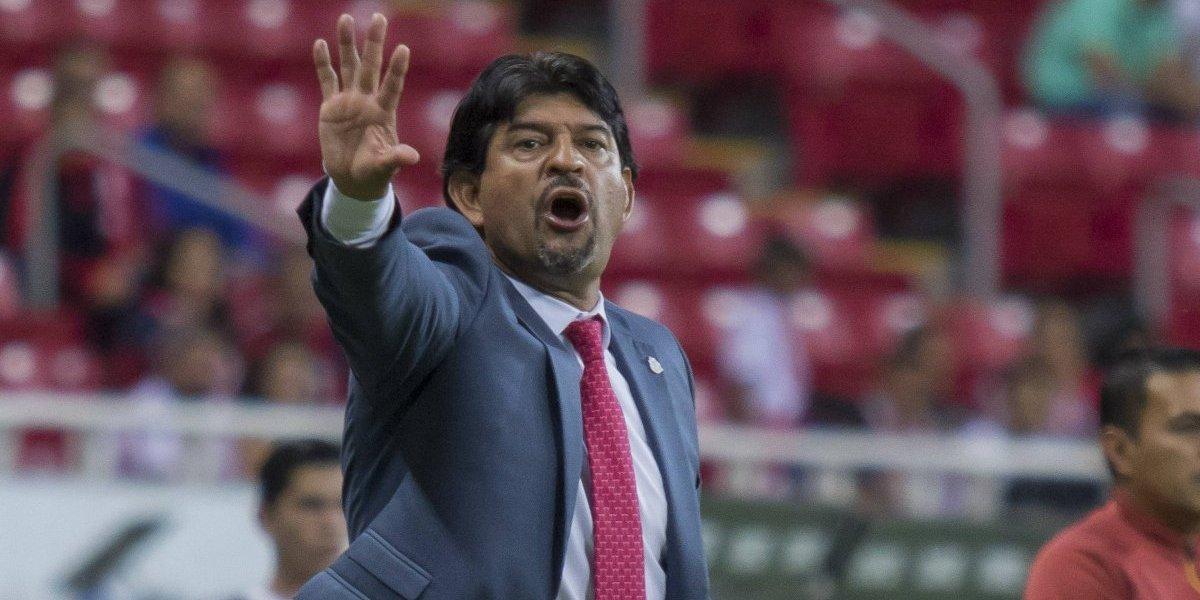 Chivas buscará tres o cuatro refuerzos al terminar el torneo