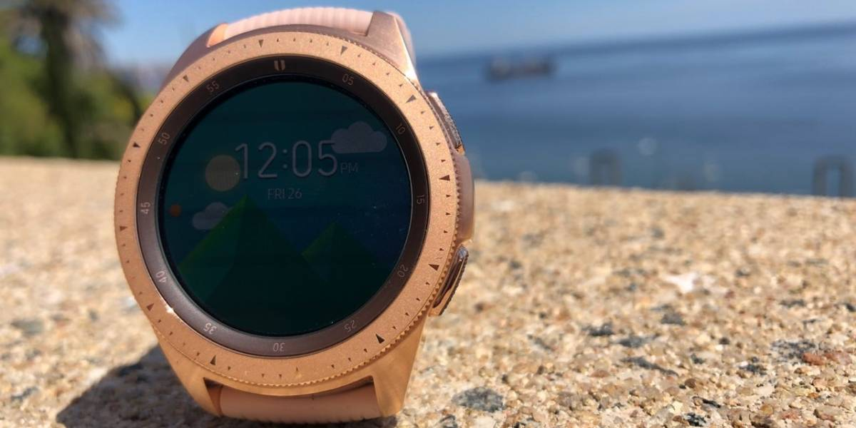 Nada nuevo bajo el sol: Review Galaxy Watch de Samsung [FW Labs]