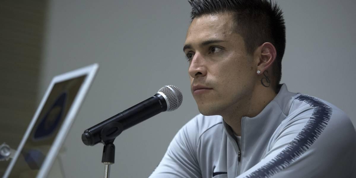 Pumas quiere más, pensamos en el título: Alfredo Saldívar