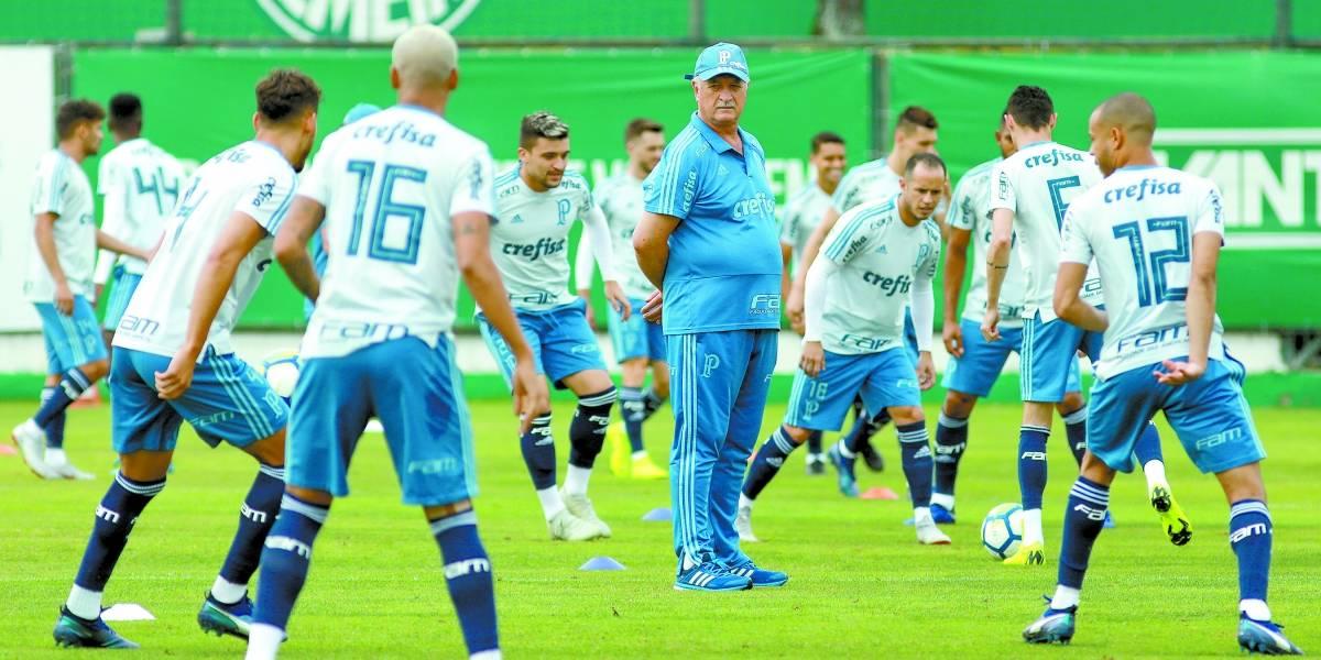 Campeonato Brasileiro  onde assistir ao vivo online o jogo Palmeiras x  Santos pela 32ª rodada 888b12777bdbf