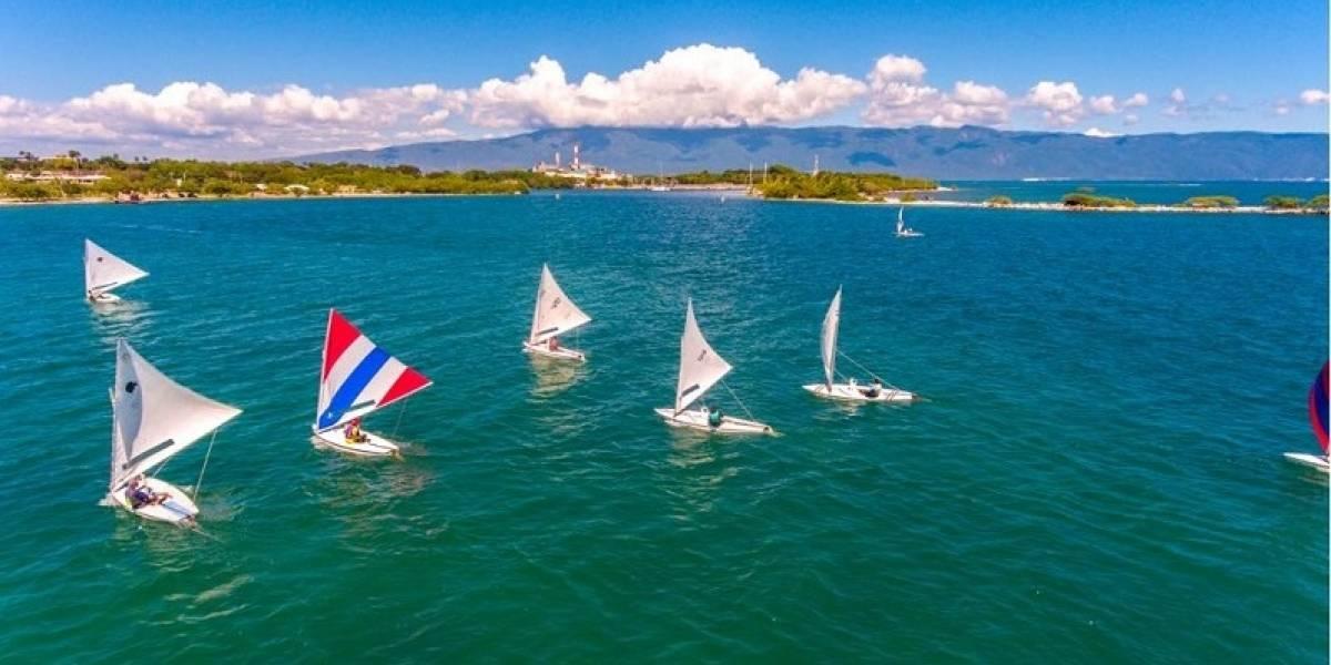 Promueven a Barahona en Europa como destino para turismo de vela