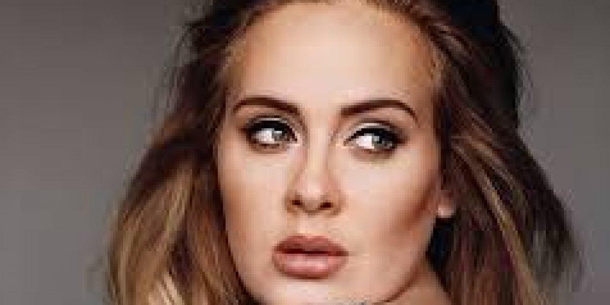 Nueva vez, Adele es la artista más rica del Reino Unido