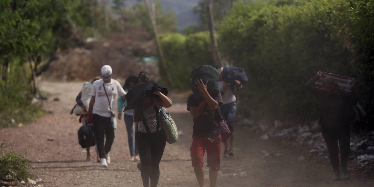 Reportan linchamiento masivo de venezolanos en Colombia