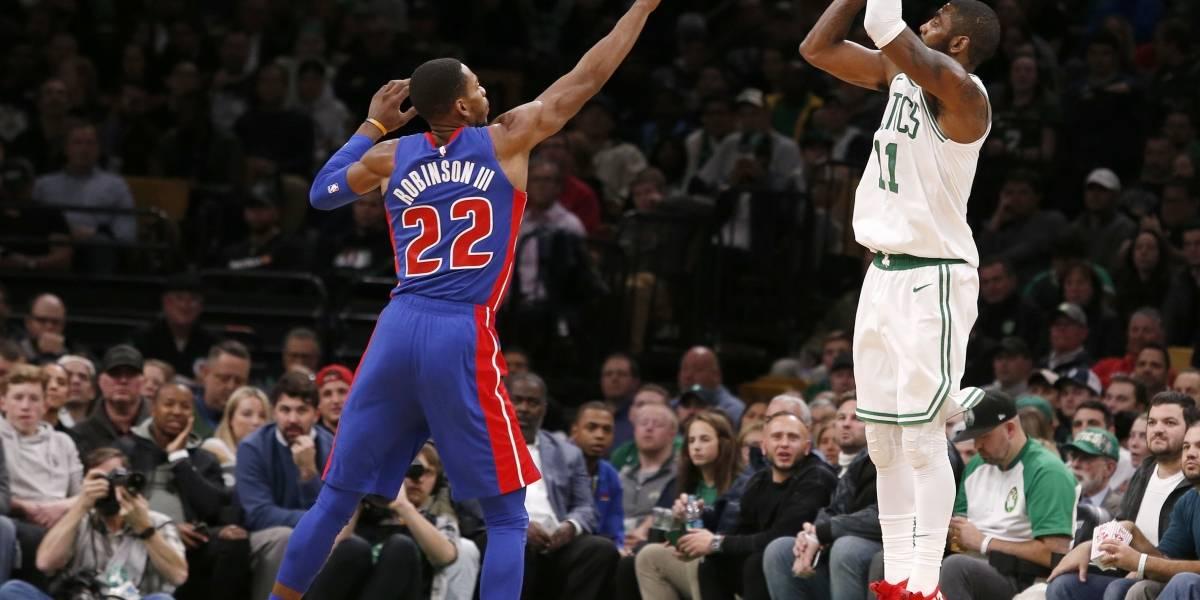 Error de Blake Griffin al final del partido facilita victoria para los Boston Celtics