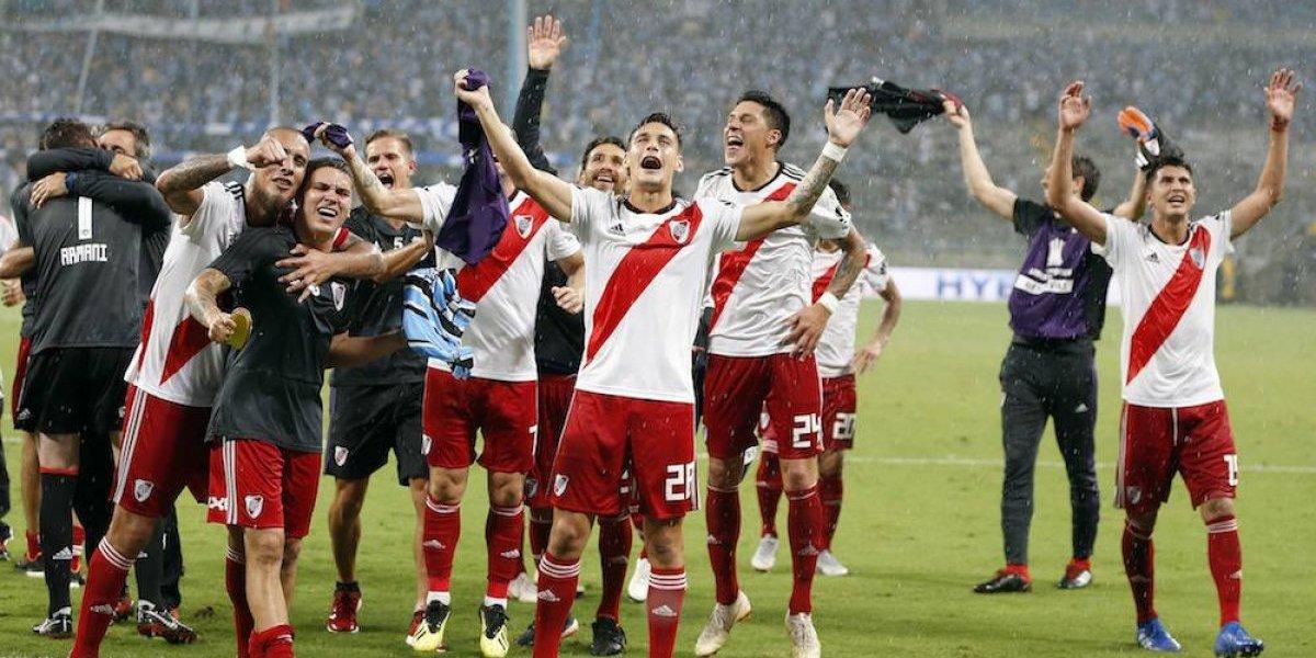River Plate elimina a Gremio y disputará la final de la Libertadores