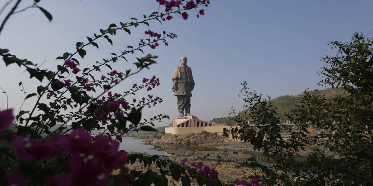 Las 5 estatuas más grandes del mundo