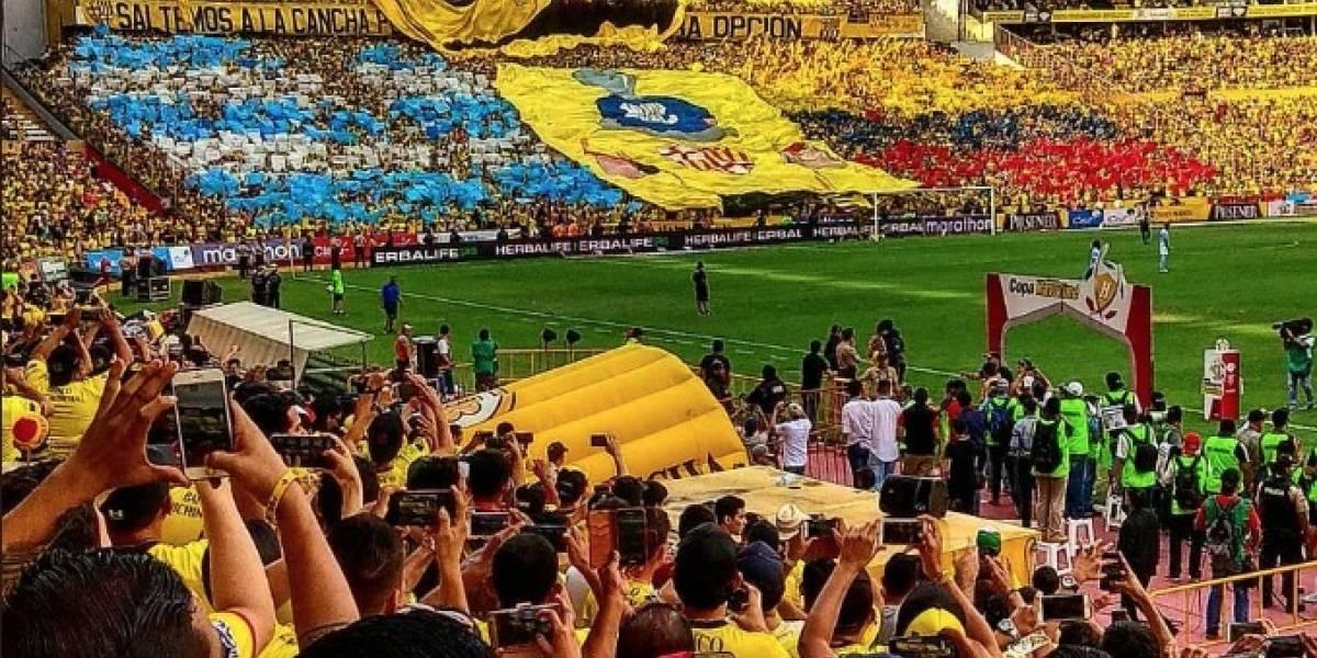 Barcelona Sporting Club se podría quedar sin su principal auspiciante