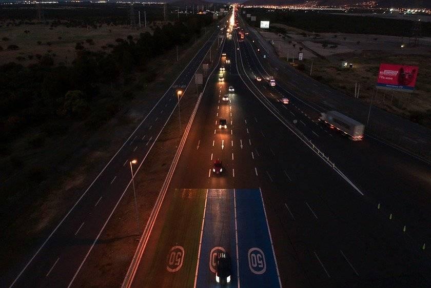 Carreteras chilenas