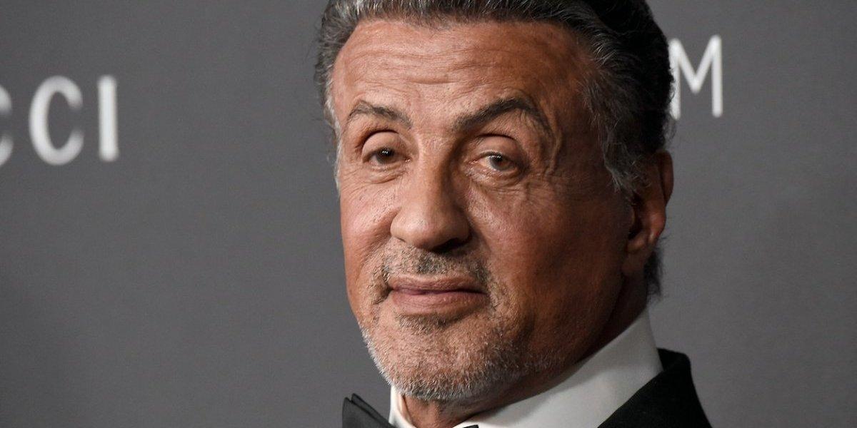 Stallone está libre de toda culpa