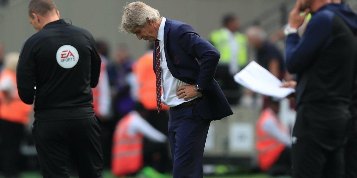 Otro golpe duro para Pellegrini: West Ham quedó eliminado de la Copa de la Liga ante Tottenham
