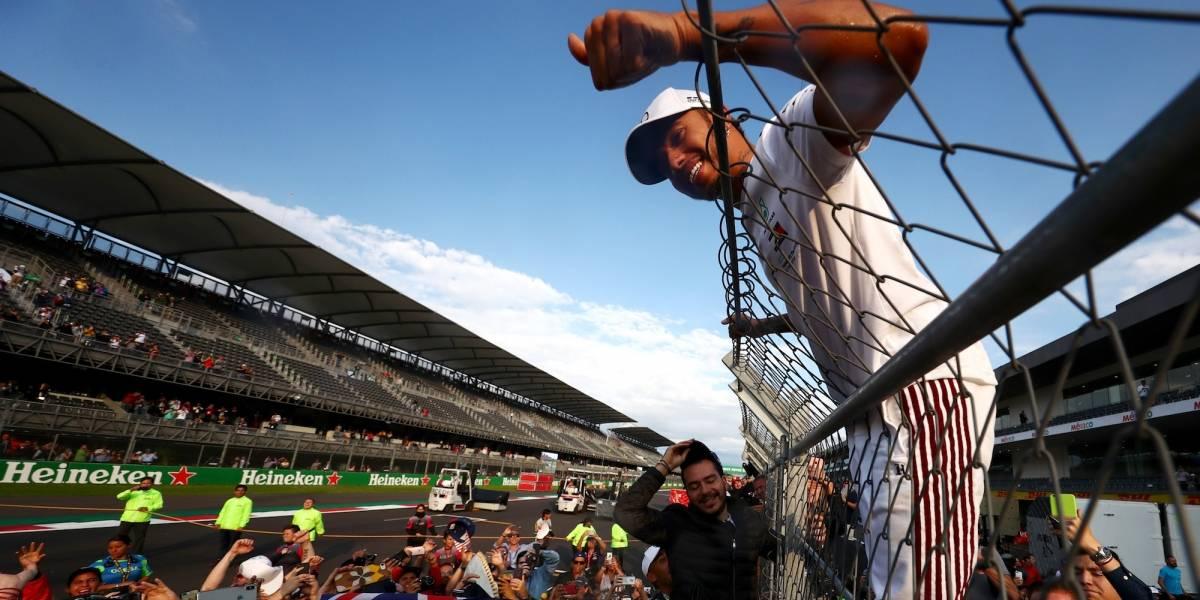 Sheinbaum quiere que el Autódromo Hermanos Rodríguez sea gratuito