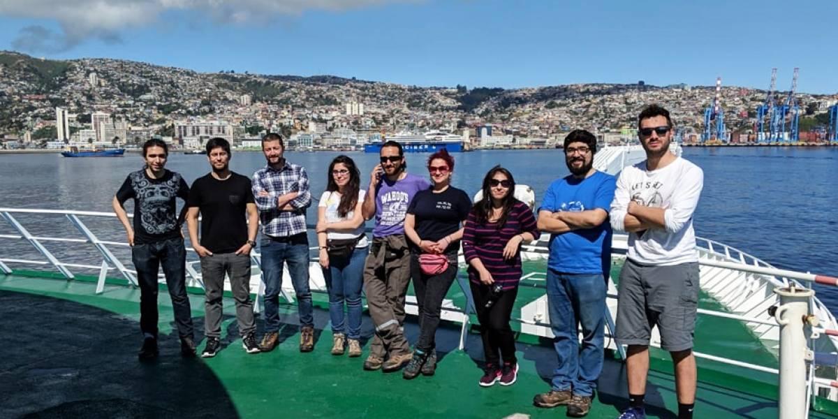 Comienza inédita expedición científica hacia la Patagonia Chilena