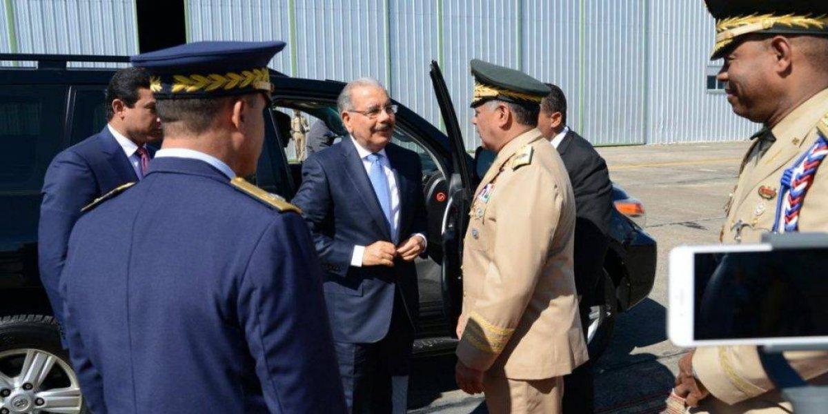 Presidente Medina viaja a China para visita oficial