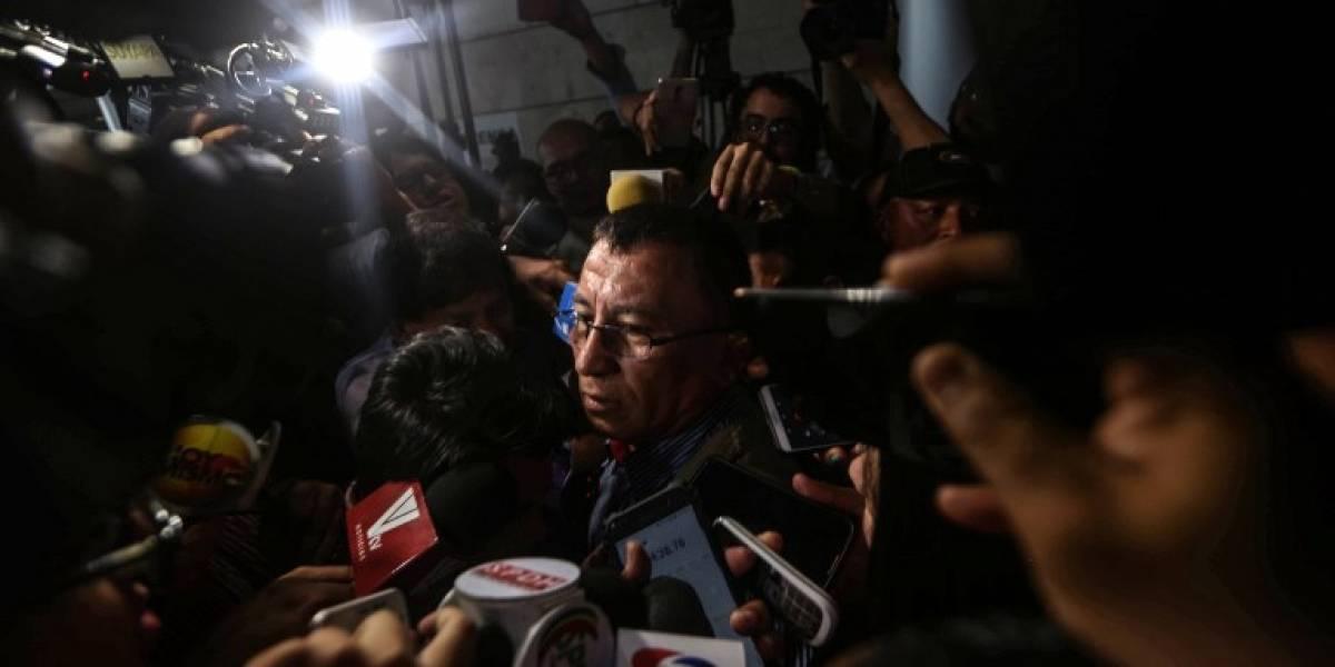 Exdiputado que acompañó a migrantes deja Honduras por amenazas