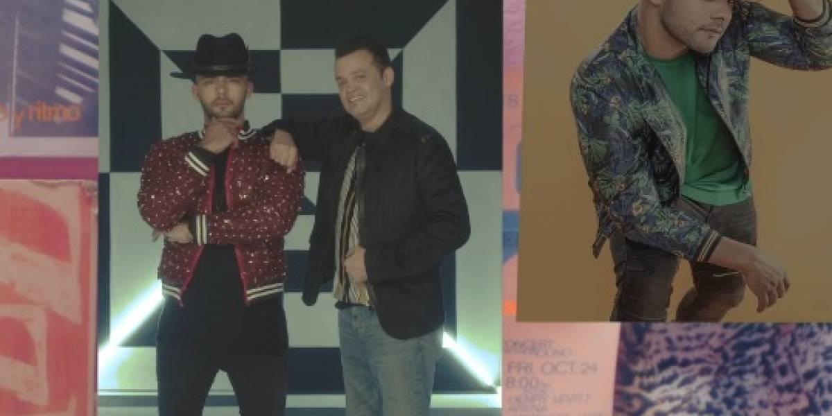 """Gabriel estrena video del tema """"Colegiala"""", junto a Alex Bueno"""
