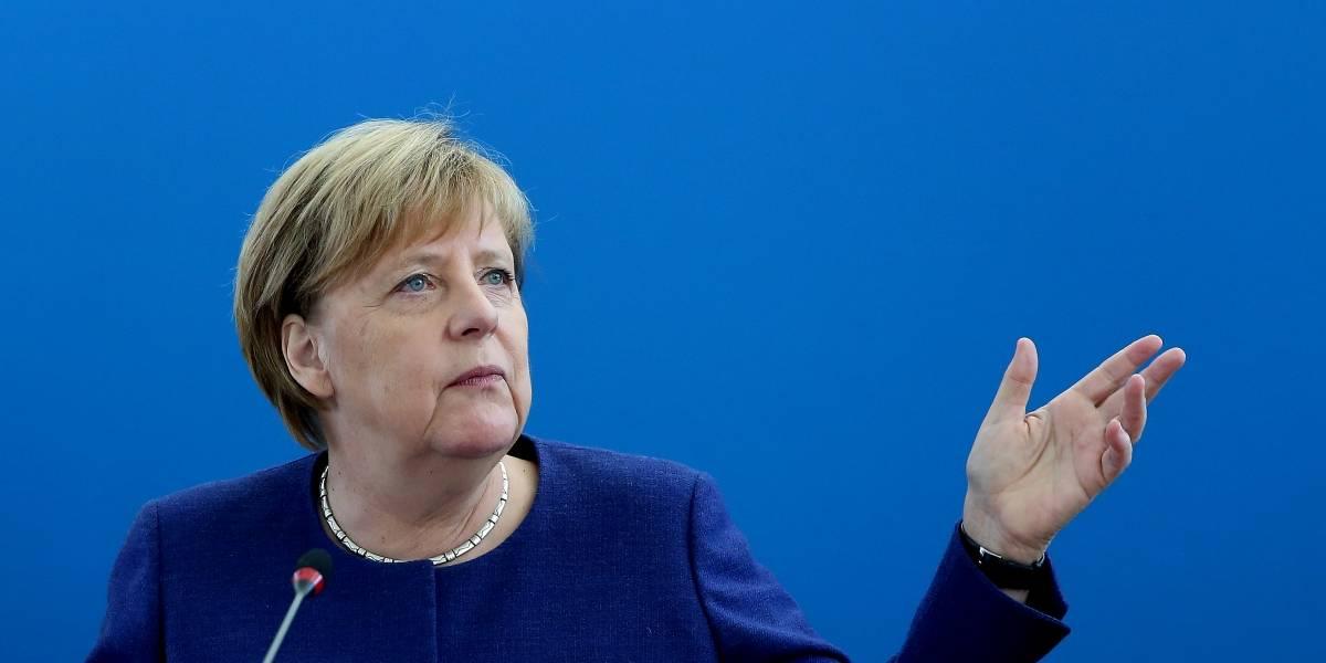 ¿El poder deja a Merkel?