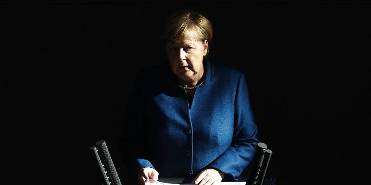 ¿El poder deja a Angela Merkel?