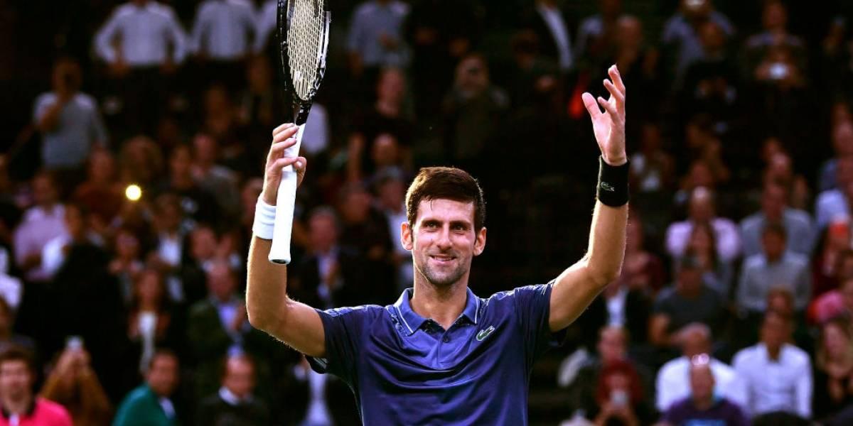 Nuevo rey: Novak Djokovic recupera el número uno del tenis mundial tras dos años