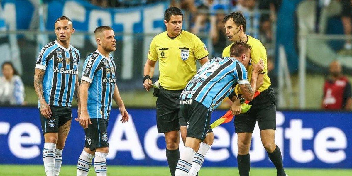 ¿Sigue el escándalo en la Libertadores? Gremio pedirá el triunfo ante River tras incumplimiento de Gallardo