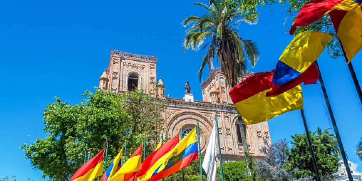Cuenca celebra 198 años de Independencia este 3 de noviembre