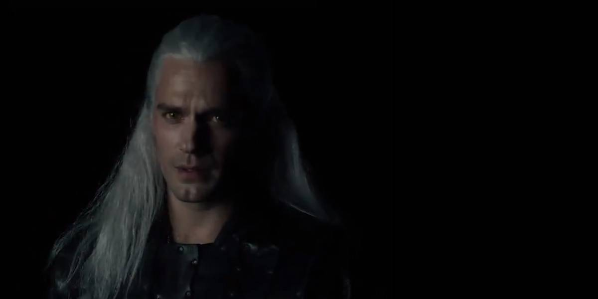 Así luce Superman como The Witcher