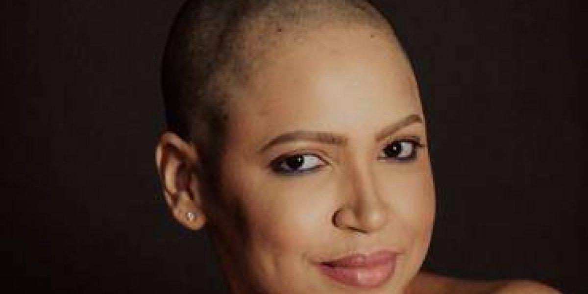 Juliana comparte nuevas fotos tras recibir quimioterapia