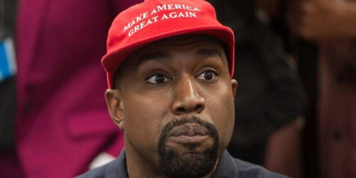 Kanye se aleja de la política y retira su apoyo a Trump