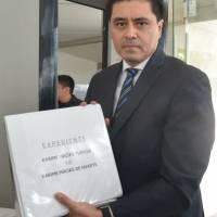 Pruebas contra Karime Macías