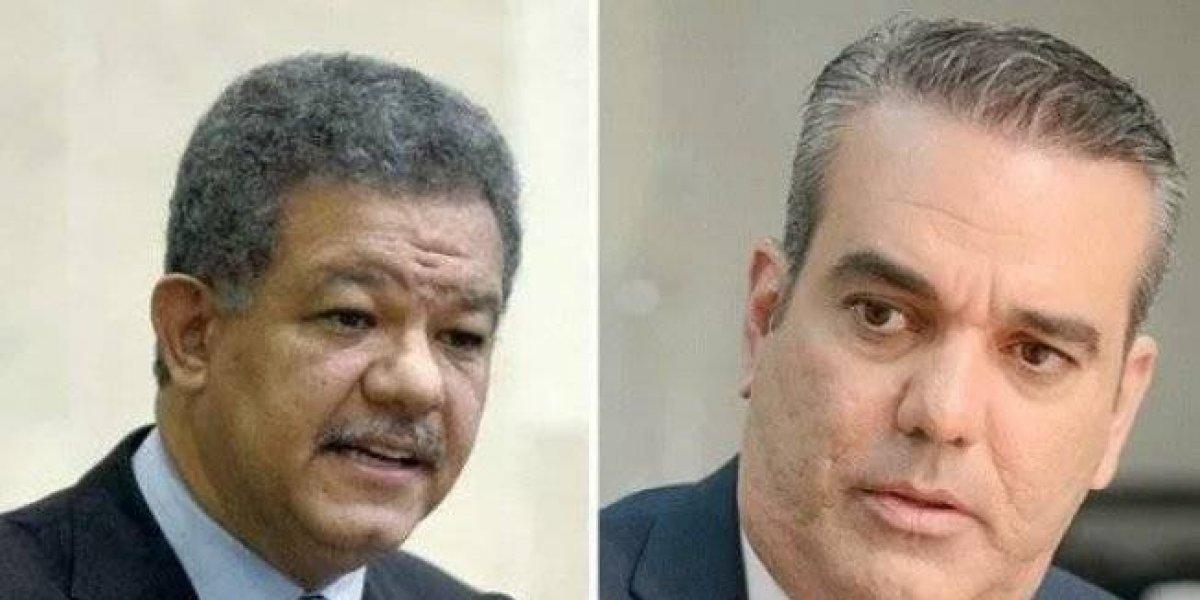Encuesta: Leonel y Abinader serían candidatos para 2020