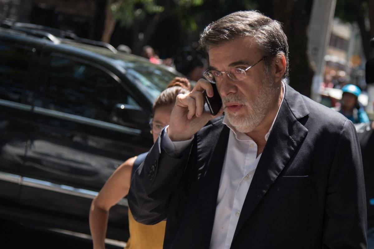 Julio Scherer Ibarra Foto: Cuartoscuro