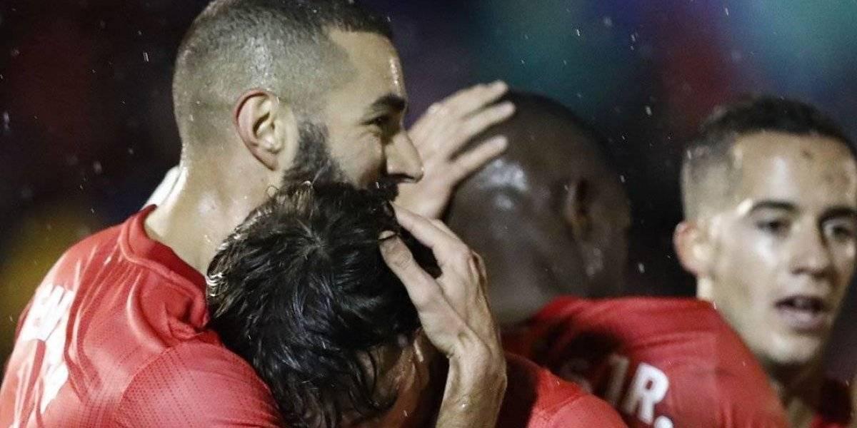 Santiago Solari debuta con triunfo al frente del Real Madrid