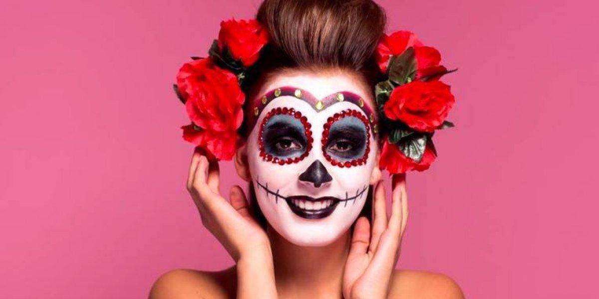 Cuatro Faciles Maquillajes De Halloween Que Puedes Hacer En Casa - Maquillaje-halowin