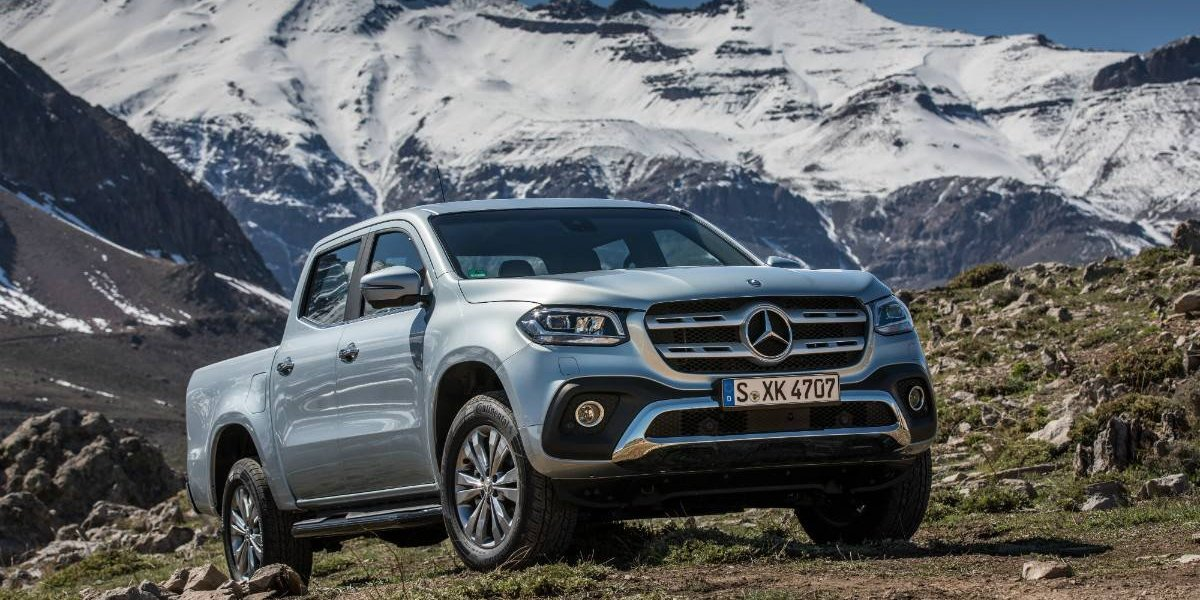 Mercedes-Benz abre una nueva clase en Chile, la X