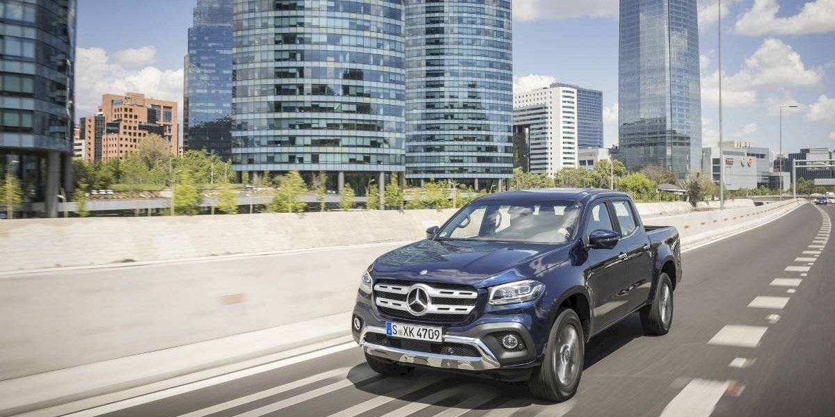 Mercedes-Benz diría adiós a la Clase X por bajas ventas mundiales