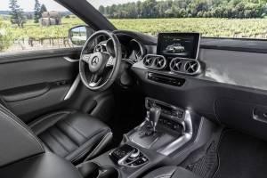 Mercedes-Benz Clase X