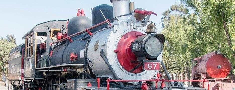 Museo de los Ferrocarrileros Foto: Museos CDMX