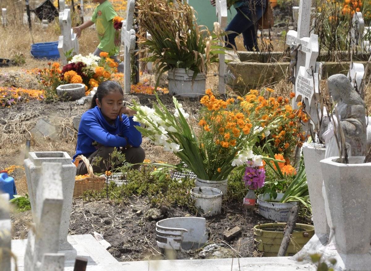 También al día se expiden en promedio119 actas de defunción. Foto: Cuartoscuro