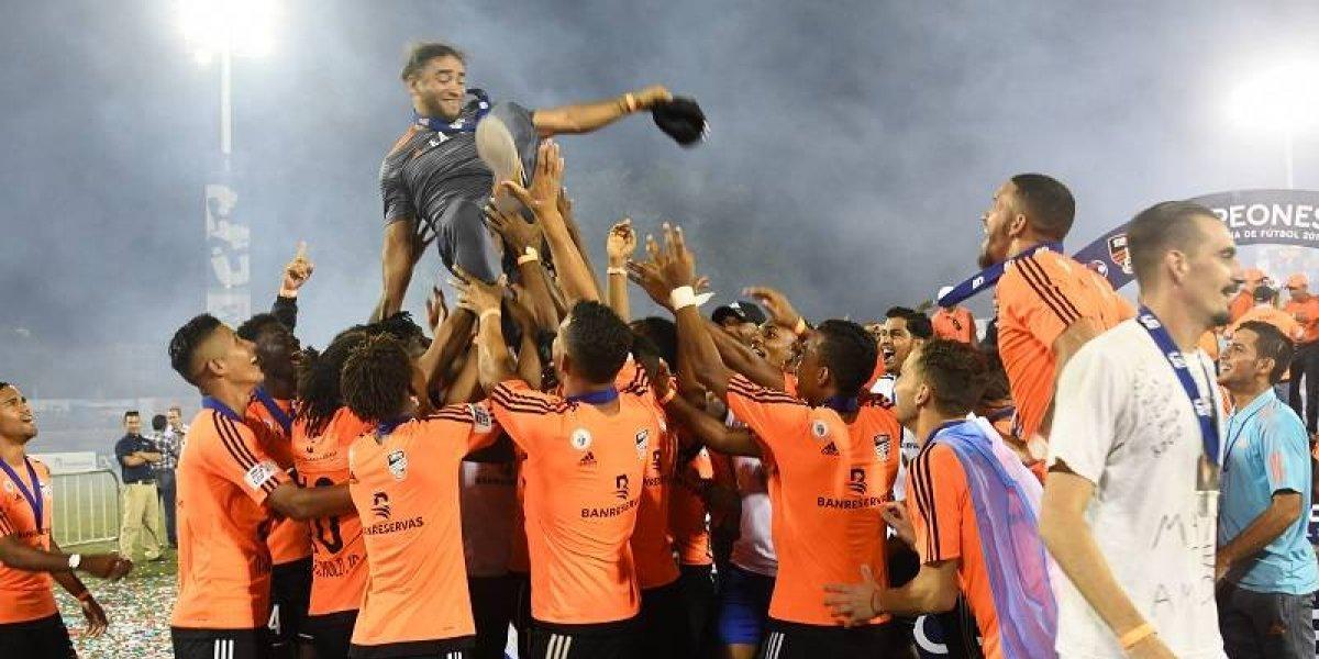 Edward Acevedo sinónimo de éxito para el Cibao FC